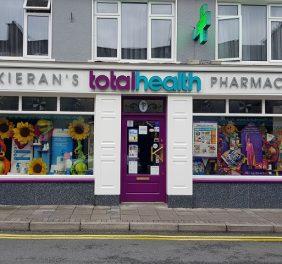 Kieran's Total...