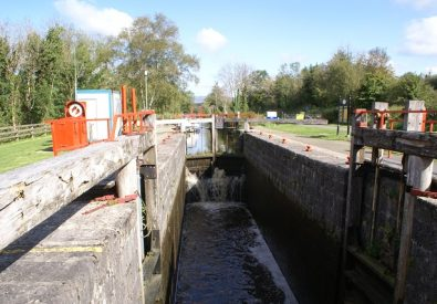 Drumleague Lock