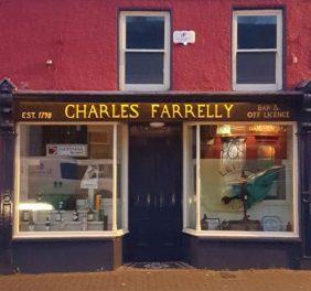 Charley Farrelly
