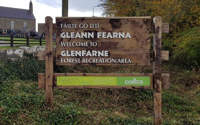 Exploring potential for Glenfarne Wood