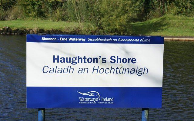 Haughton's Shore
