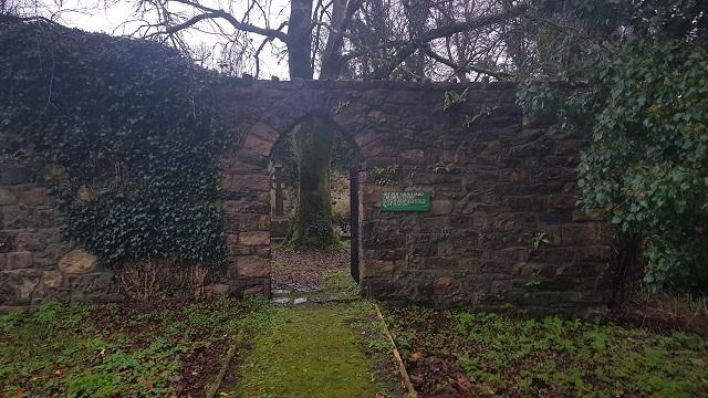 Surgeon Thomas Heazle Parke's Grave