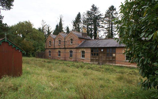 Mohill Railway Station