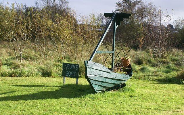Nouri's Boat