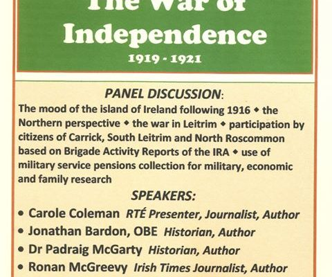 War of Independence – Panel Discussion