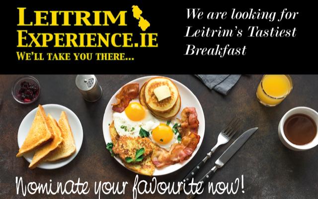 Leitrim's Tastiest Breakfast