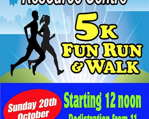 5K Fun Run and Walk