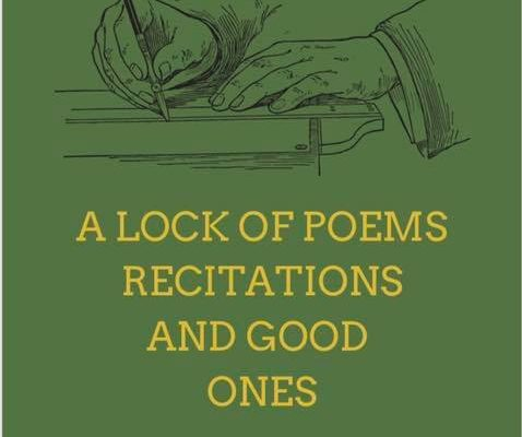 New Seamus O'Rourke book of poems and recitations
