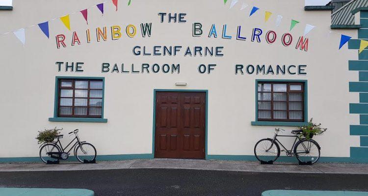 Memories of the Rainbow Ballroom of Romance