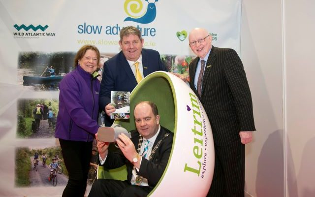 Leitrim Tourism unveils Slow Adventure VR initiative