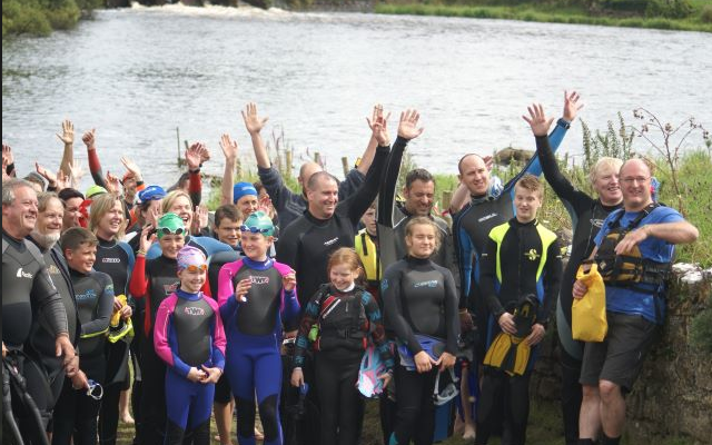 Jamestown to Drumsna Swim, Fin & Snorkel