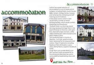 Accommodation in Leitrim