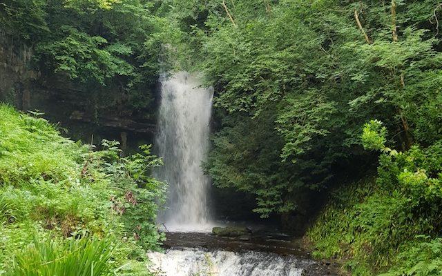 Glorious Glencar Waterfall