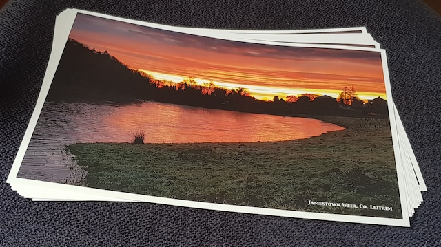 Jamestown Weir A4 Posters now in stock