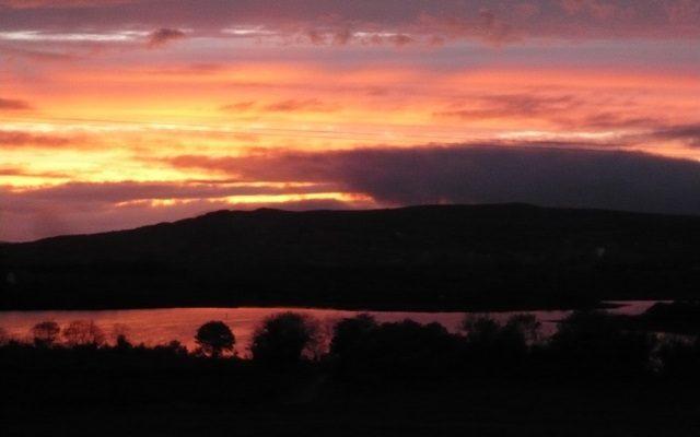 Lovely Lough Allen