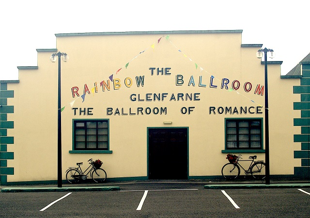 The Rainbow Ballroom