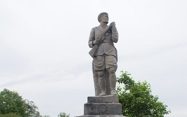 The Selton Hill Monument