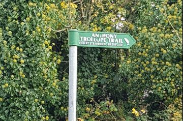 Anthony Trollope Trail