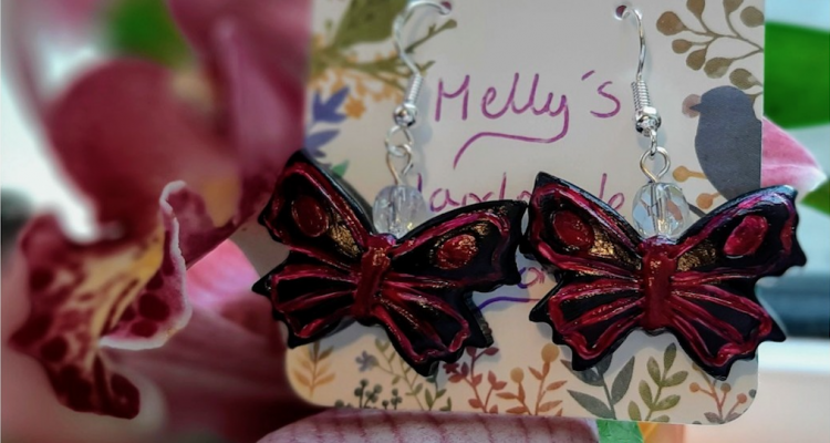 Melly's Handmade Creations' shop now open