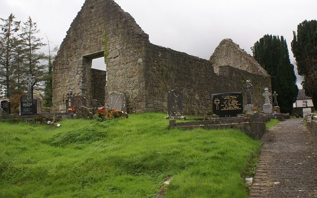 Jamestown Abbey