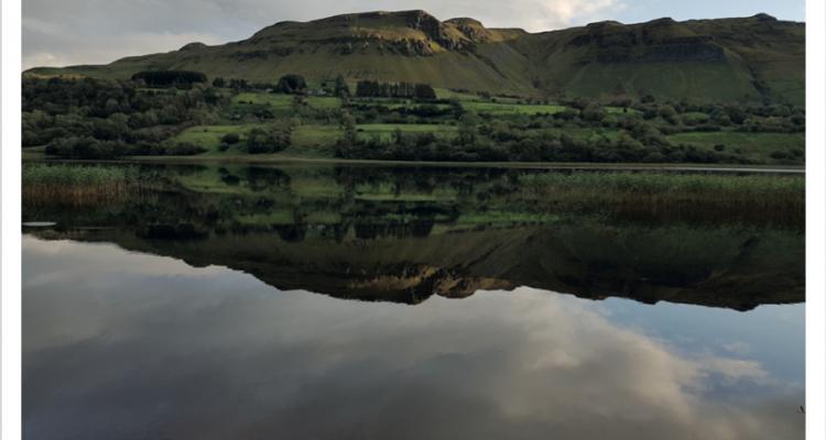 Glencar Lake A3 Print